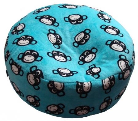 Sitzsack Monkey Turquoise