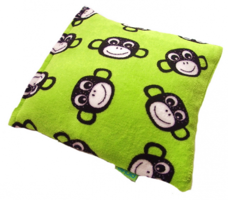 Zierkissen Monkey Green