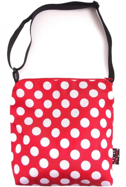 Kindertasche Pinkie Red Dots