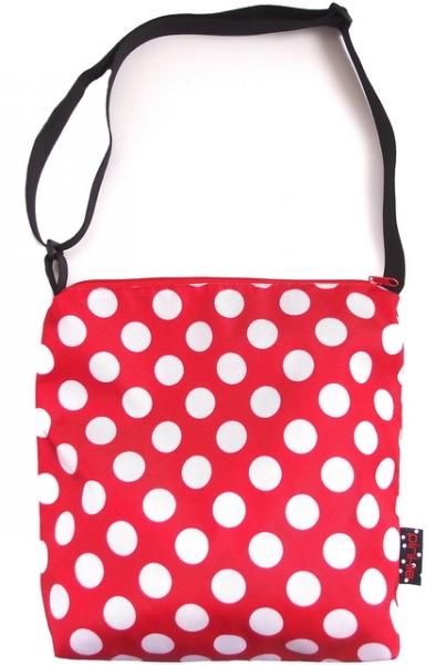 Kindertasche Pinkie Red Dots