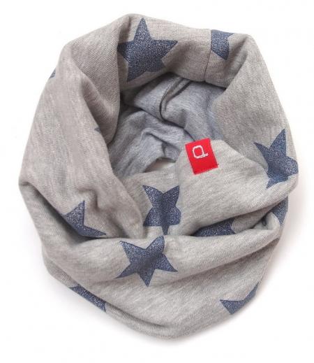 Schlauchschal Blue Star