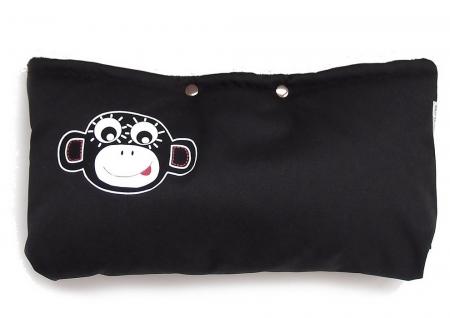 Handwärmer Black Monkey