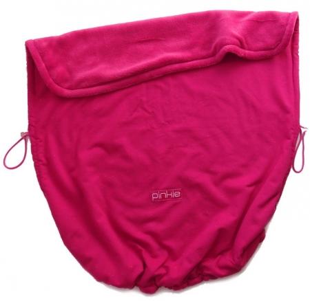 Zubindbare Decke Pinkie Dark Pink