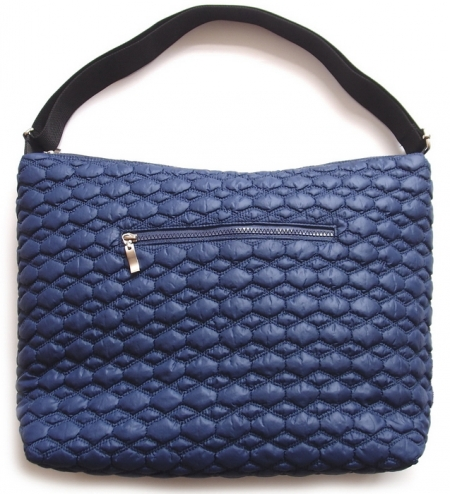 Wickeltasche Big Comb Blue