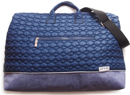 Reisetasche Big Comb Blue