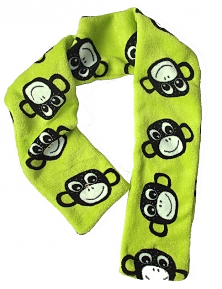 Schal Monkey Green