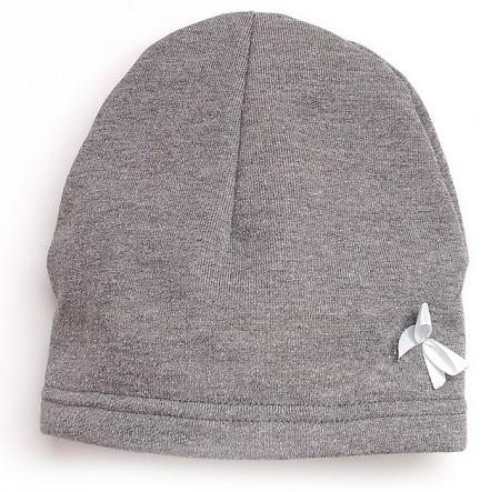 Mütze Shine Grey