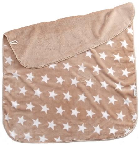 Decke Pinkie Soft Beige Star