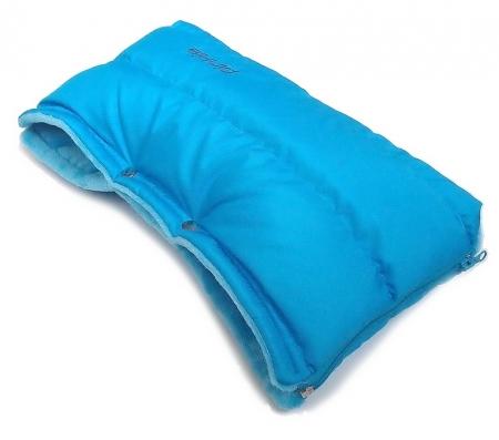 Handwärmer Pinkie Plain Turquoise Blue