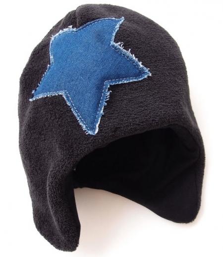 Wintermütze Black Jeans Star