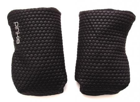 Kinderwagenhandschuhe Black Comb