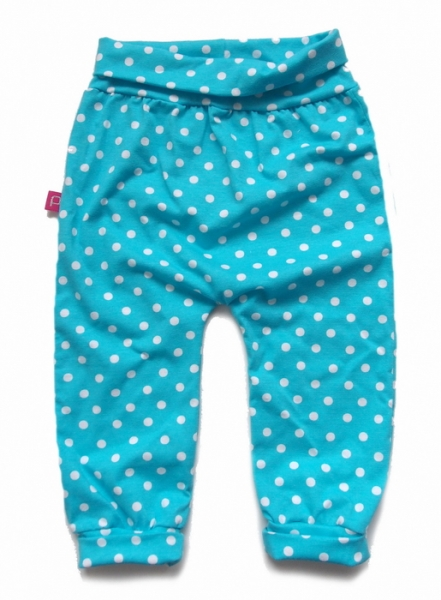 Babyhose Turquoise Bullets