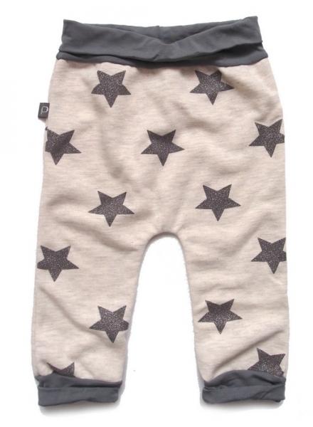 Babyhose Black Star