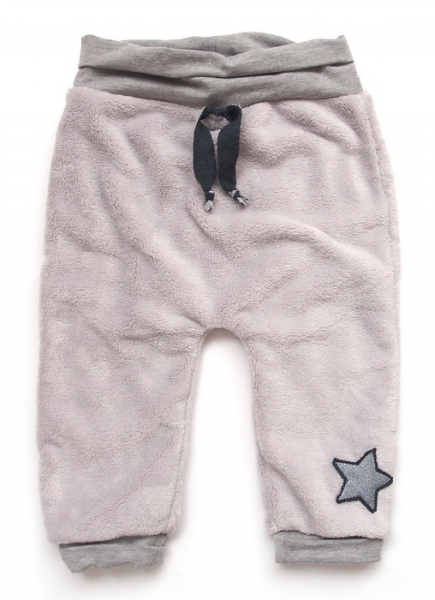 Babyhose Light Grey