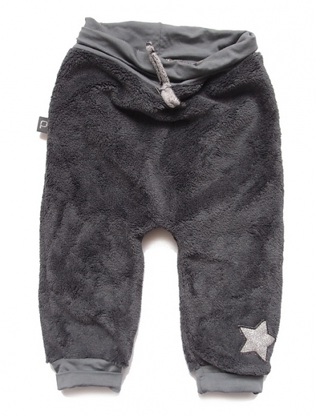 Babyhose Dark Grey