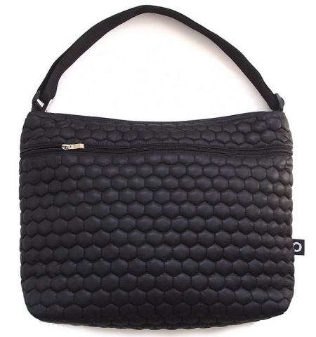 Wickeltasche Big Comb Black