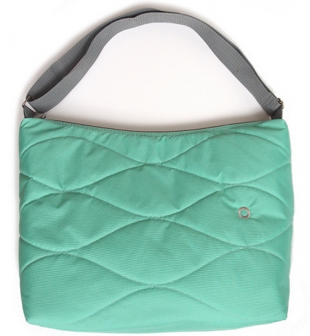 Wickeltasche Mint Wave