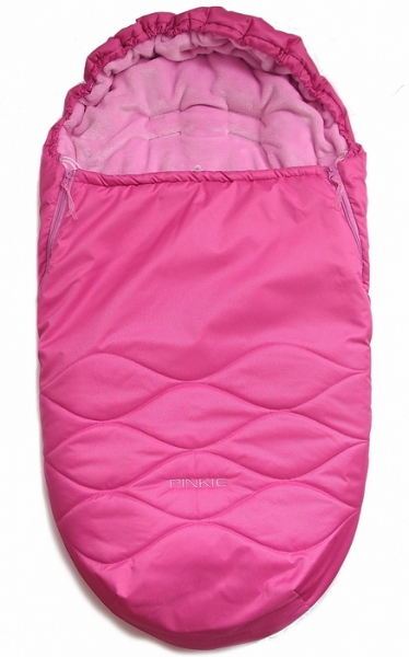 Winterfußsack Pinkie Pink Wave