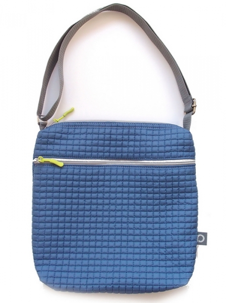 Kindertasche Little Square Blue