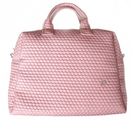 Wickeltasche Light Pink Comb M