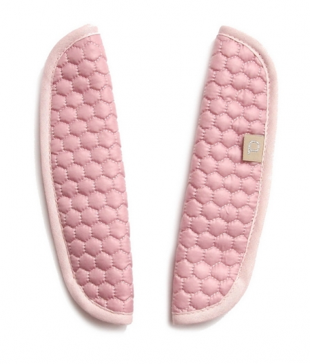 Gurtpolster Light Pink Comb