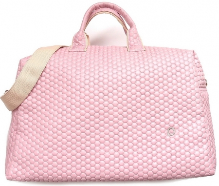 Wickeltasche Light Pink Comb XL