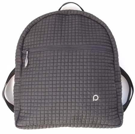 Wickelrucksack Bugee Little Square Dark Grey