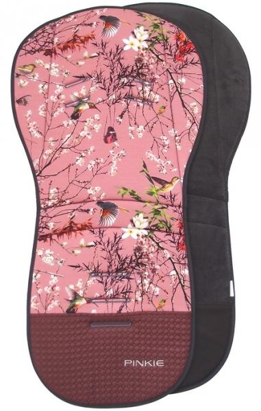 Verlängerte Sitzeinlage Pink Japan