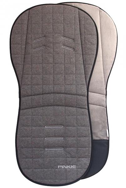Verlängerte Sitzeinlage Cube Grey
