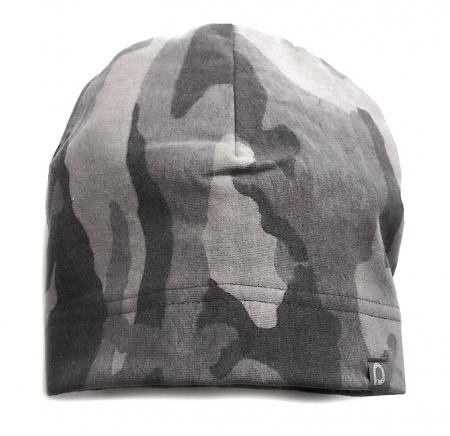 Mütze Grey Camo