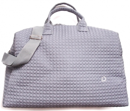Wickeltasche Small Grey Comb XL