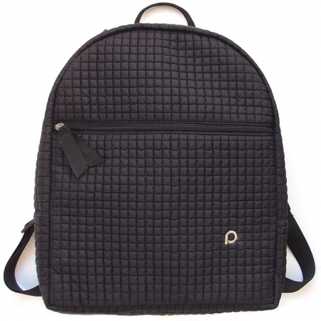 Wickelrucksack Bugee Little Square Black