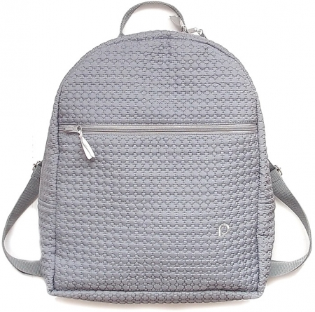 Wickelrucksack Bugee Small Grey Comb