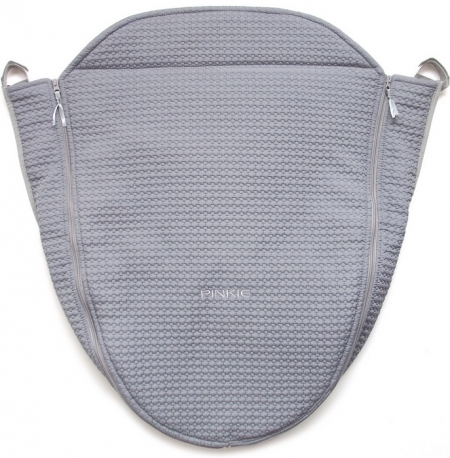 Warme Beindecke Small Grey Comb