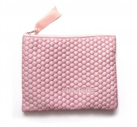 Kosmetiktasche Light Pink Comb