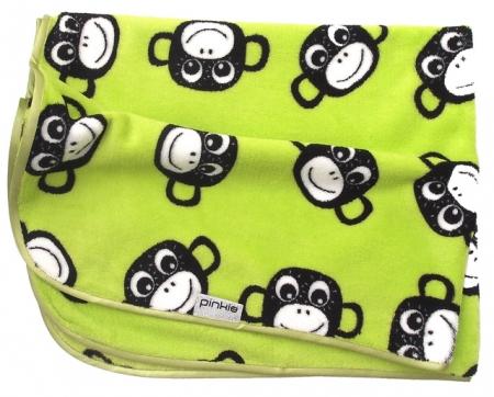 Decke Monkey Green