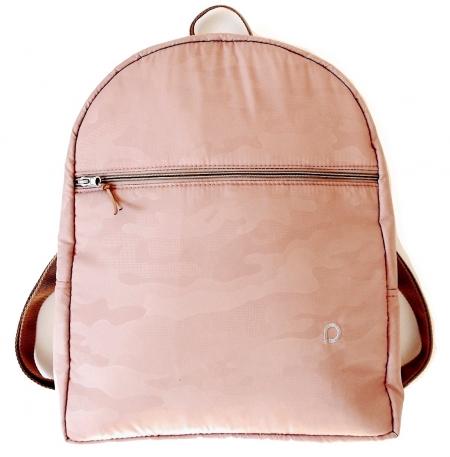 Wickelrucksack Bugee Pink Camo