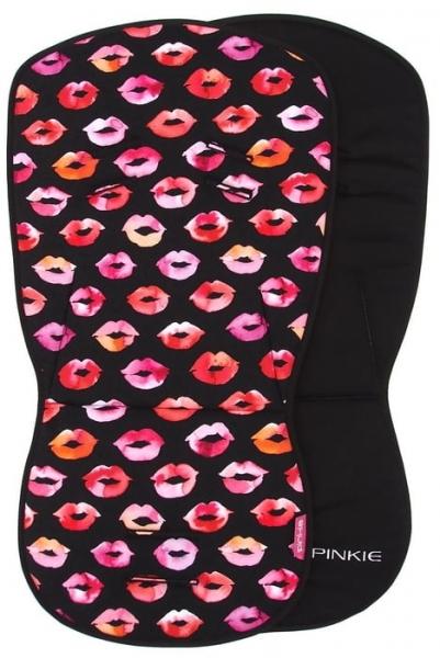 Sitzeinlage Pinkie Kiss Black