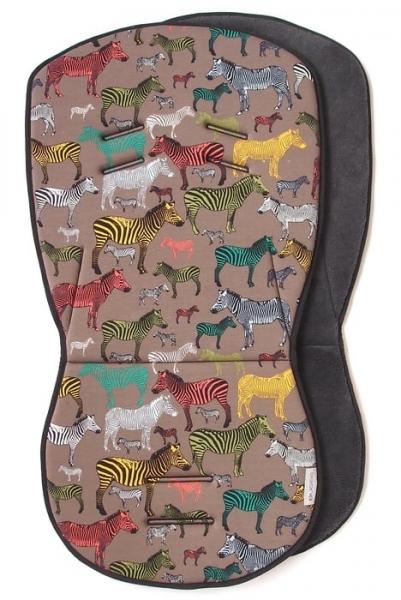 Sitzeinlage Bugee Zebra