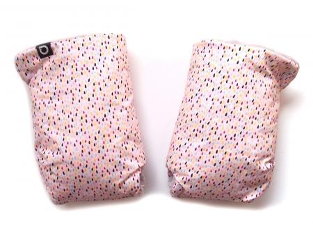 Handschuhe Drop Pink