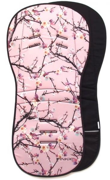 Verlängerte Sitzeinlage Blossom Pink
