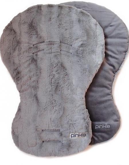 Sitzeinlage  Fur Grey