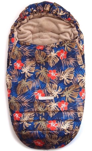 Winterfußsack Pinkie Palm