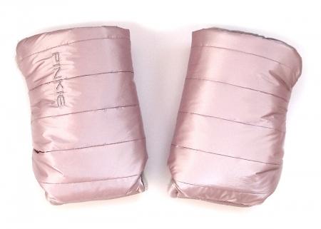 Handschuhe Pink Line
