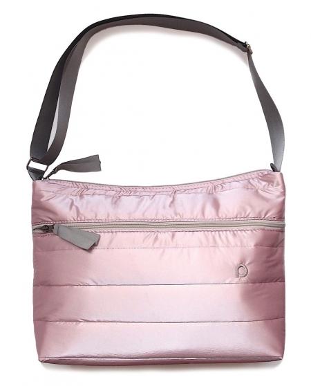 Kleine Tasche Pink Line