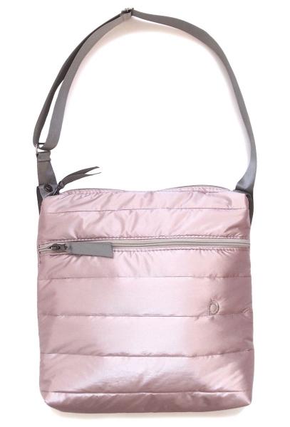 Kleine Tasche Pink Line - Crossbody