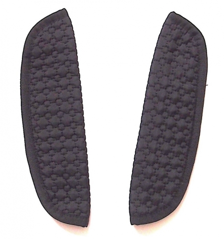 Gurtpolster Small Black Comb
