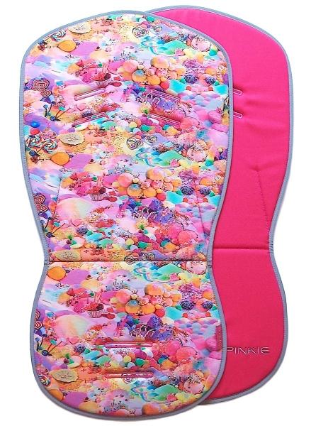Sitzeinlage Pinkie Candy