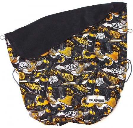 Zubindbare Decke Bugee Free Style