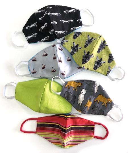 Mundschutzmaske für Kinder 6-12 Jahre